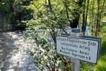 Leitzach-Fliegenstrecke-Untergrenze